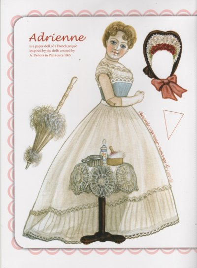 [Adrienne The French Doll]