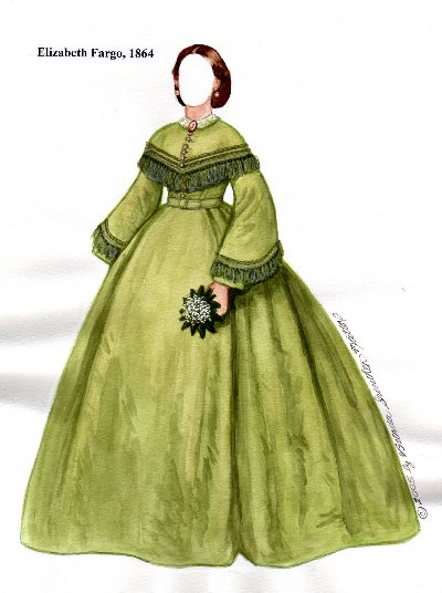[Elizabeth Fargo, 1864]