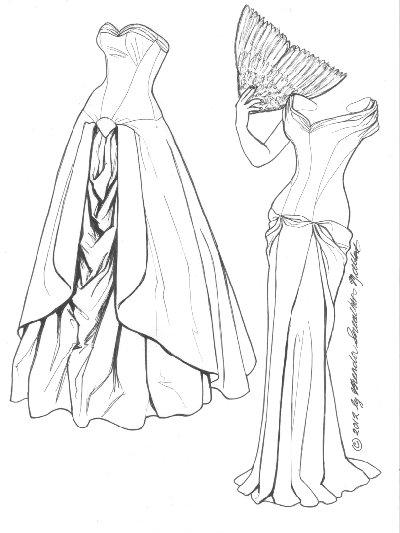 Comtemporary Fashion Iman Models Berta Ballgowns By